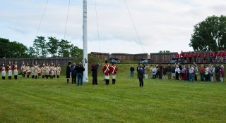 Canada AM Visits Fort George