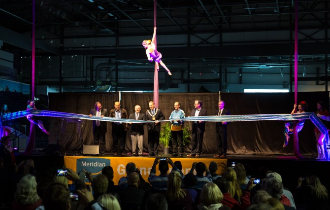 Meridian Centre Grand Opening
